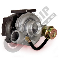 NEW TURBOCHARGER
