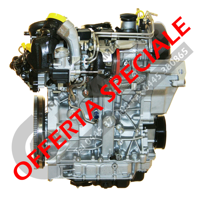NEW COMPLETE ENGINE - CODE CZD