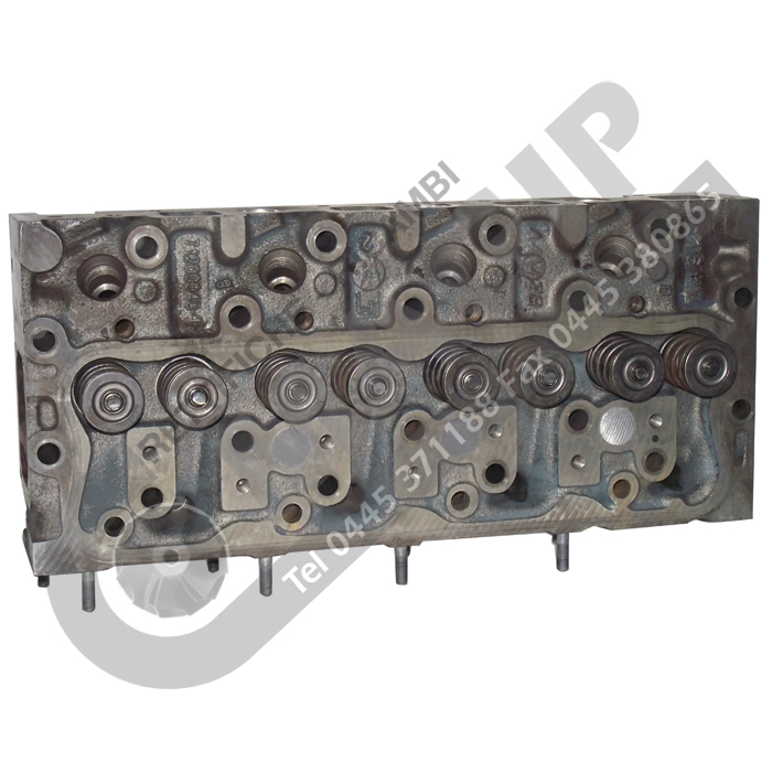 REBUILT CYLINDER HEAD WITH VALVES AND SPRINGS