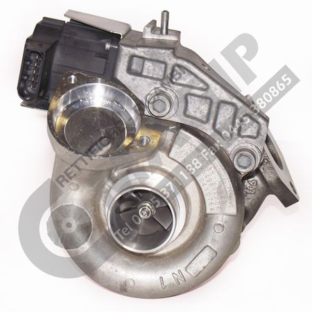 TURBO REVISIONATO 49135-05671 PER BMW 120-320-X3 2.0 D