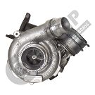 REBUILT TURBOCHARGER
