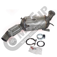 DPF - DIESEL PARTICULATE FILTER FOR BMW