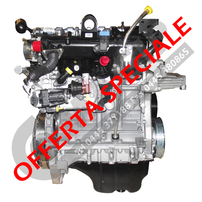 OPEL BRAND NEW COMPLETE ENGINE CODE A13DTC