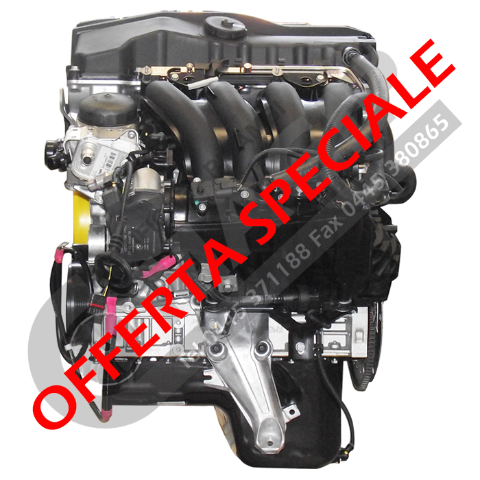 NEW COMPLETE ENGINE CODE N46B20