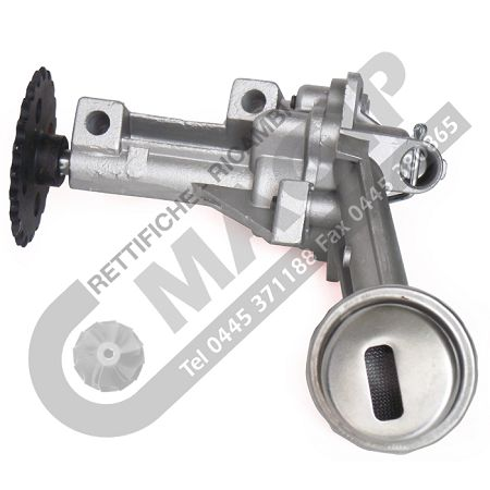 22-TEETH OIL PUMP FOR  ENGINE K9K 1.5